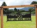 Blue Lake horse arena