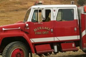 Blue Lake Volunteer Fire Department