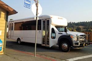 Blue Lake Public Transportation