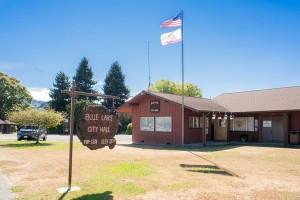 Blue Lake City Hall