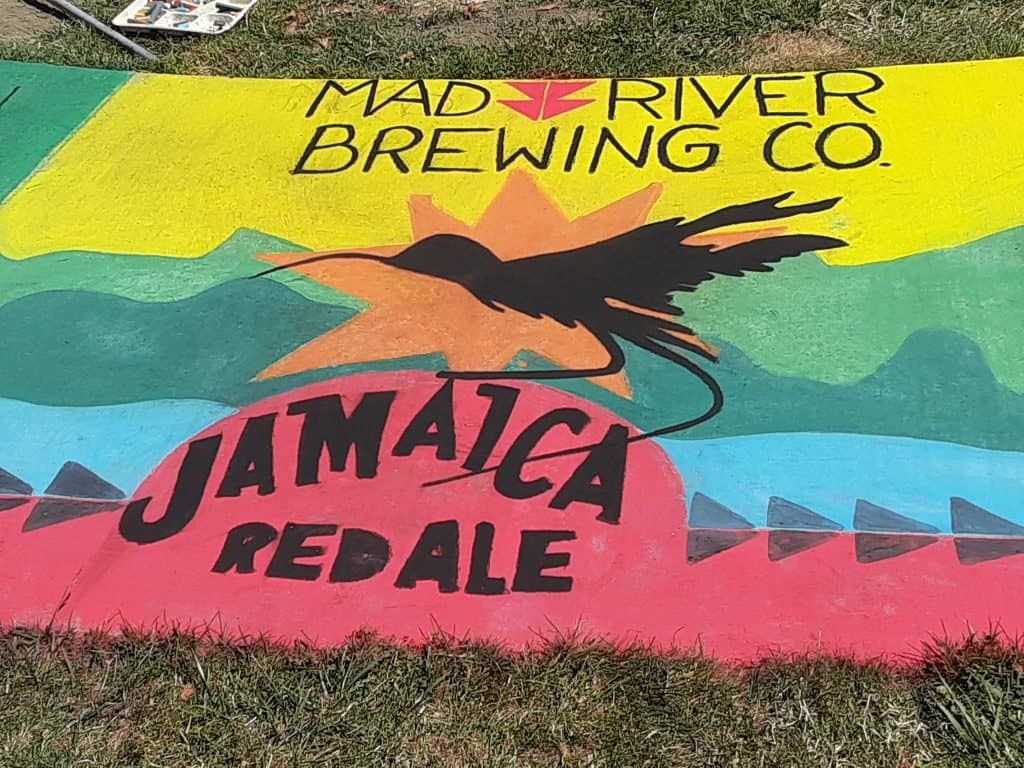 Pastel for Mad River Brewing 2020